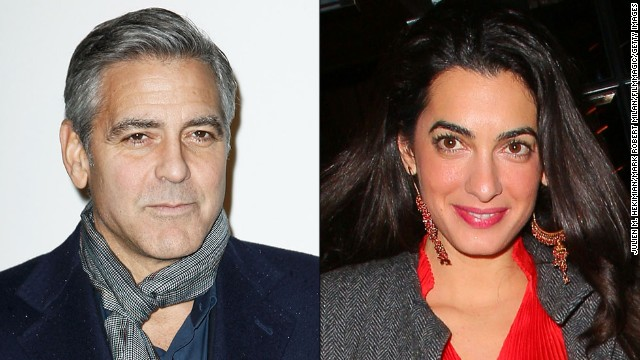 Has Clooney met his match?