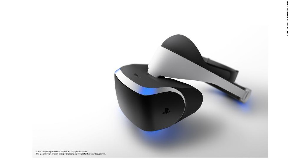 Virtual reality gets a new player with Sony's 'Project Morpheus'