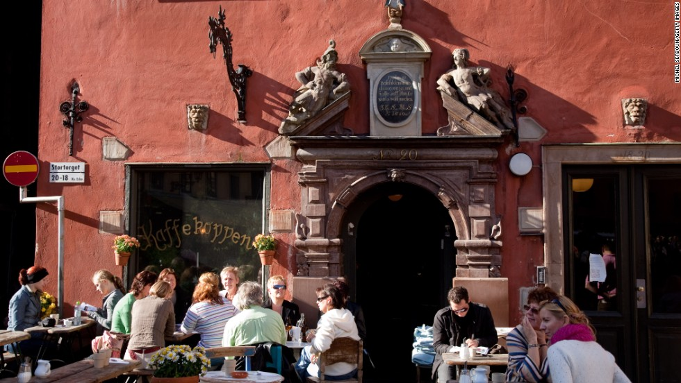 "In <strong>Sweden</strong>, the fifth-happiest country, delight in the medieval architecture of Stockholm's <a href=""http://visitstockholm.com/en/To-Do/Attractions/gamla-stan/1856"" target=""_blank"">Gamla Stan</a>, a historical city center."