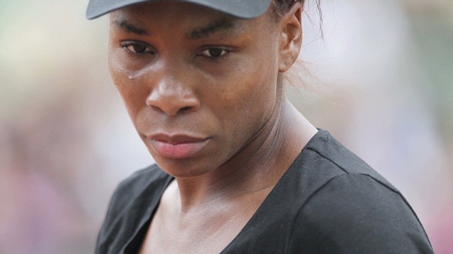 Venus Williams fights incurable disease