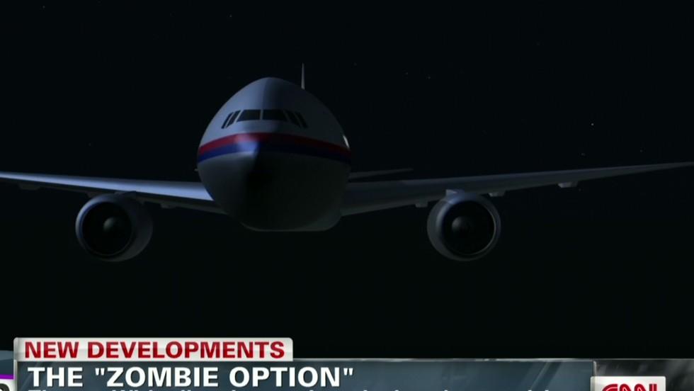 'Ghost plane' flew until fuel ran out? - CNN Video