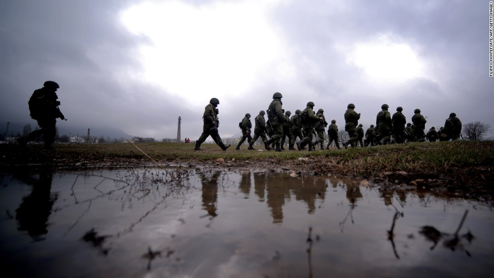 NATO concerned over Russian army buildup on Ukraine border