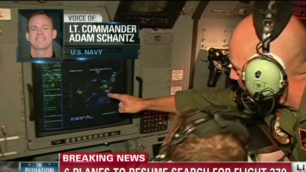 U.S. Navy commander: 'We will find it' - CNN Video