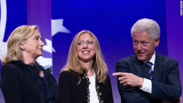 The Clinton family's road to riches