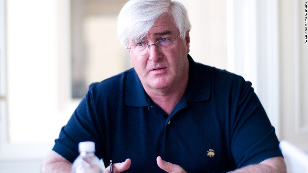"The Smart Tech Foundation, created by Ron Conway, pictured, and Jim Pitkow, is making $1 million in prizes available for smart gun innovation.<br />""Technology has been proven to solve today's greatest social challenges, and curbing gun violence in this country is one of the greatest challenges we face,"" said Conway."