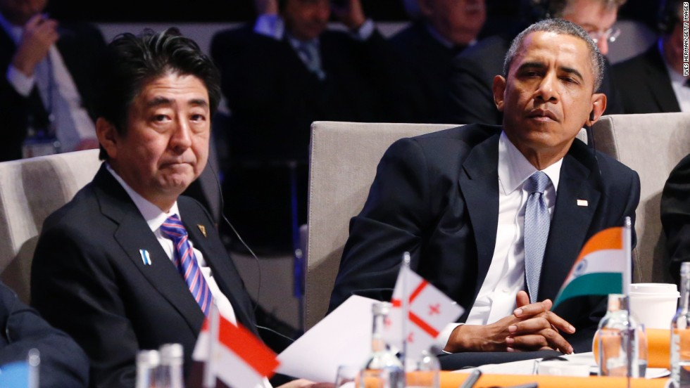 Japan agrees to hand over nuclear material to United States