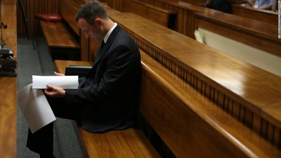 Oscar Pistorius trial postponed due to illness of assessor