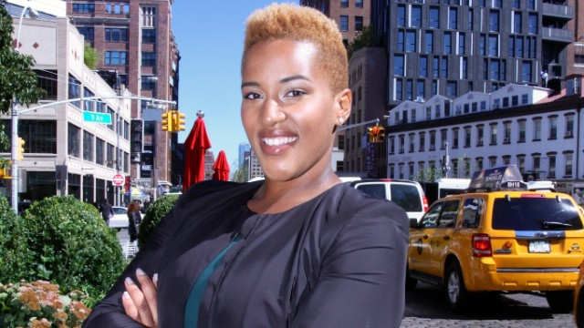 Strategist and social entrepreneur Simone N. Sneed.