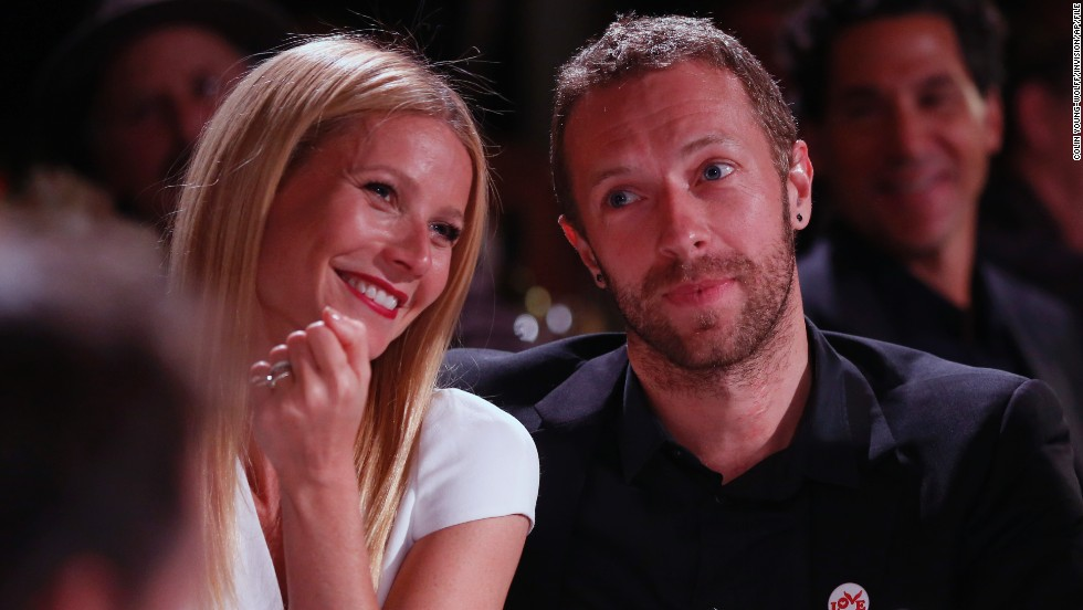 "After a year of  ""<a href=""http://www.goop.com/journal/be/conscious-uncoupling"" target=""_blank"">Conscious Uncoupling</a>,"" Gwyneth Paltrow made her split with Chris Martin official, filing for divorce on April 20. She's seeking joint legal and physical custody of their two children. The A-list pair, who had been married for 10 years before separating in March 2014, <a href=""http://www.people.com/people/article/0,,20802287,00.html"" target=""_blank"">reportedly took a ""breakup-moon"" in the Bahamas</a> following their 2014 announcement."