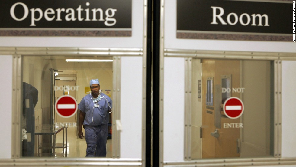 1 in 25 patients gets infection in hospital