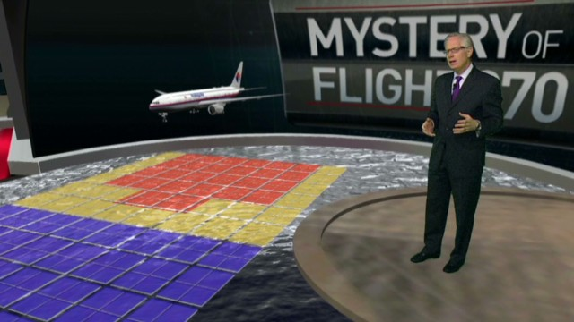 See how plane search area is determined