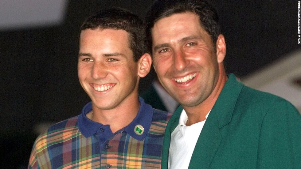 Jose Maria Olazabal was the last European winner of the Masters, in 1999. He also won the green jacket in 1994 and captained Europe to a famous Ryder Cup triumph on U.S. soil at Medinah in 2012. Sergio Garcia, who won the low amateur prize at Augusta in 1999, was part of Olazabal's victorious team, and is one of four European players in the current top 10.