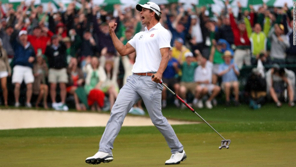 Adam Scott ended his long wait for a major title when he captured the 2013 Masters in a dramatic playoff against Angel Cabrera, but could the Australian become only the fifth golfer to retain the coveted crown? The 33-year-old is the highest ranked player in the field, after all.