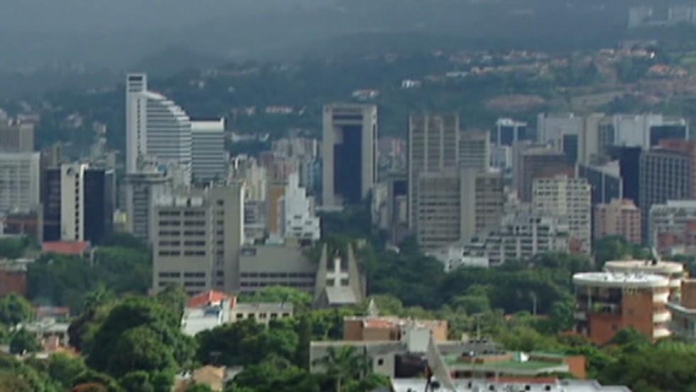 Airlines stop flights to Venezuela - CNN Video