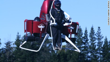 The 'Martin Jetpack.'