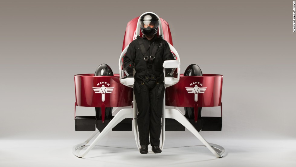 "The ""<a href=""http://www.martinjetpack.com/"" target=""_blank"">Martin Jetpack</a>"" -- brainchild of New Zealand inventor Glenn Martin -- could soon be the first commercially available jetpack."