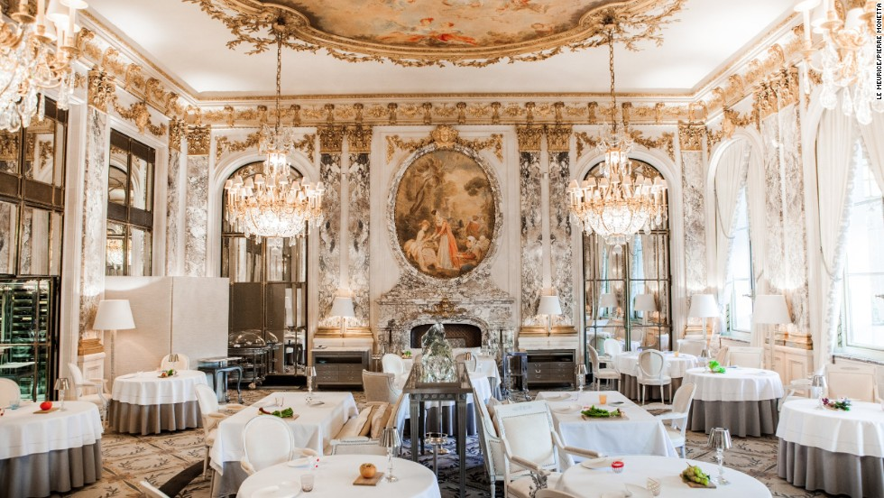 Of Europes Most Expensive Restaurants CNN Travel - Top 10 expensive michelin starred restaurants world