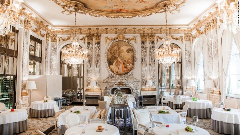 Of Europes Most Expensive Restaurants CNN Travel - Top 10 expensive michelin starred restaurants world