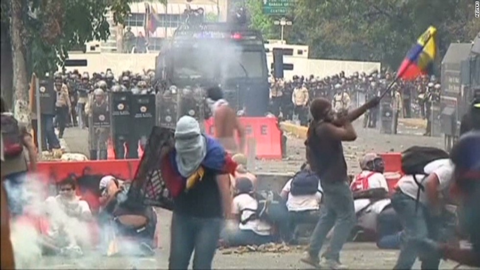 Protests in Venezuela worry many in Cuba  - CNN Video
