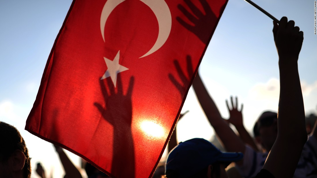 Syrian refugees could become Turkish citizens, Erdogan says