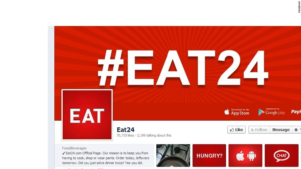 Food app, Facebook 'break up' over promoted posts