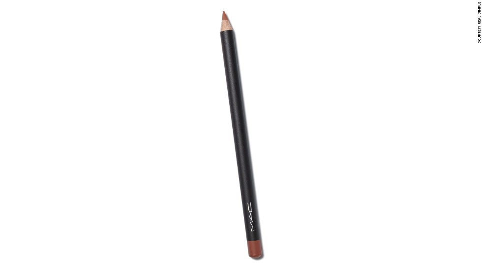 "MAC's ""perfect nude"" lip pencil (in the color Spice) got a celebrity boost from supermodel Linda Evangelista in the 1990s."