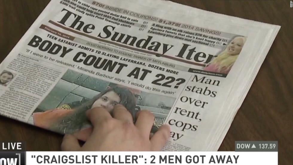 Escaping from the 'Craigslist Killer' - CNN Video