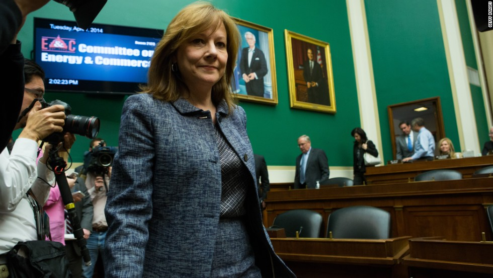 "General Motors' CEO Mary Barra was questioned on Capitol Hill over the botched recall this week. The company have recalled<a href=""http://money.cnn.com/2014/04/01/news/companies/barra-congress-testimony/index.html""> nearly 7 million vehicles so far this year</a>. Here is an overview of which cars have been affected so far."