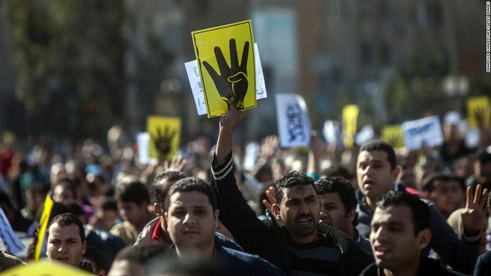 Egypt court sentences hundreds to death - CNN Video