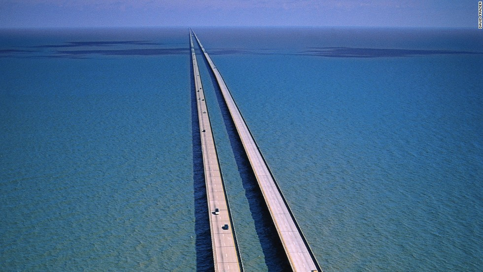 Of The Worlds Longest Bridges Of Various Types CNN Travel - Longest bridge in the usa
