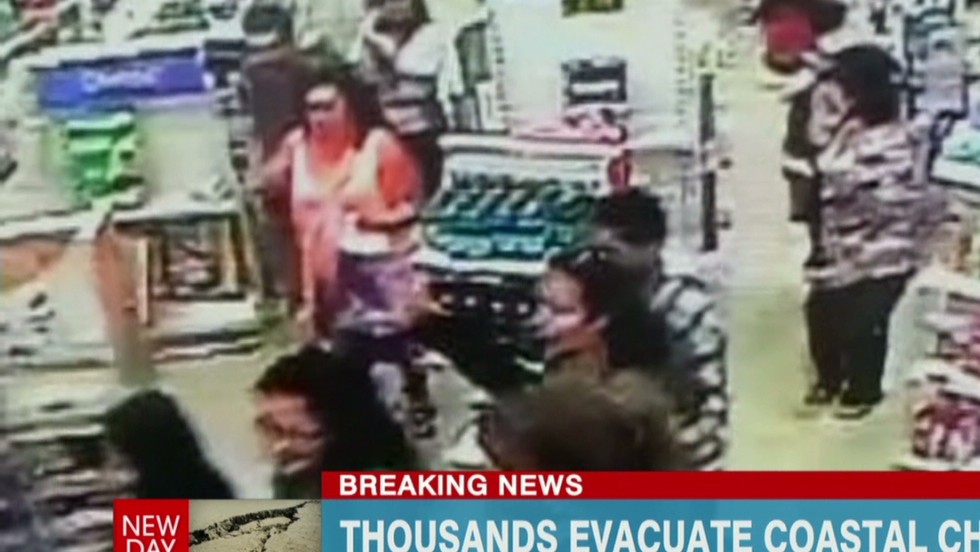 Chile quake: This was big but a bigger one awaits, scientist says