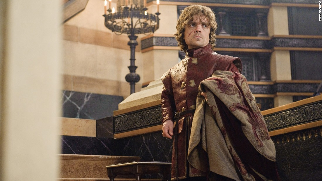 "<strong>Outstanding Supporting Actor in a Drama Series:</strong> Peter Dinklage, ""Game of Thrones"""
