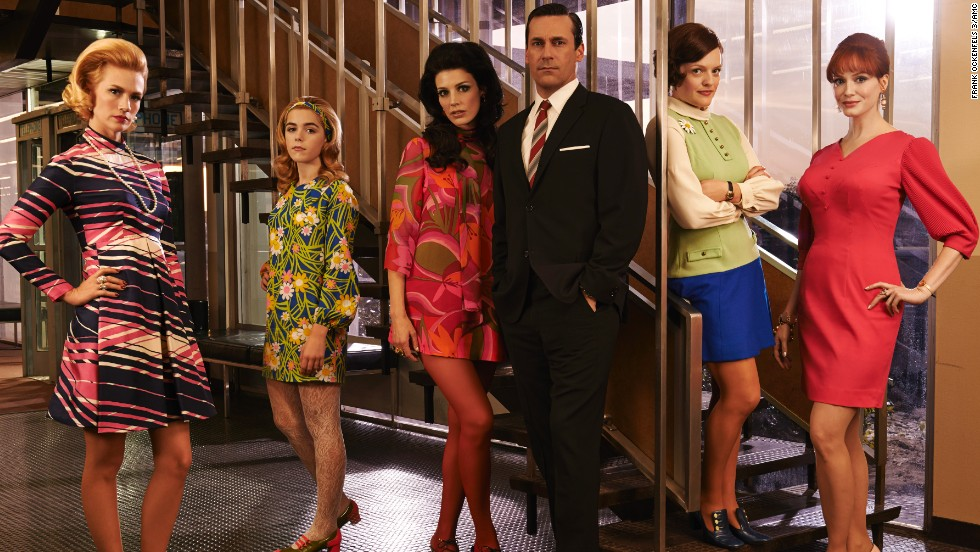 The corporate advertising world of 1960s New York has never looked so sleek, sexy or ruthless. Season 7 will be the last chapter for Don Draper (Jon Hamm), ending in spring 2015.