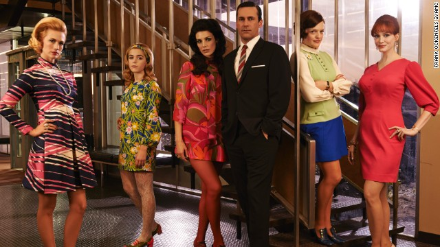 "Only 2.3 million viewers tuned in Sunday night for the premiere of ""Mad Men."""