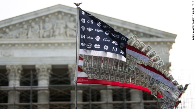 Justices strike down donor limit