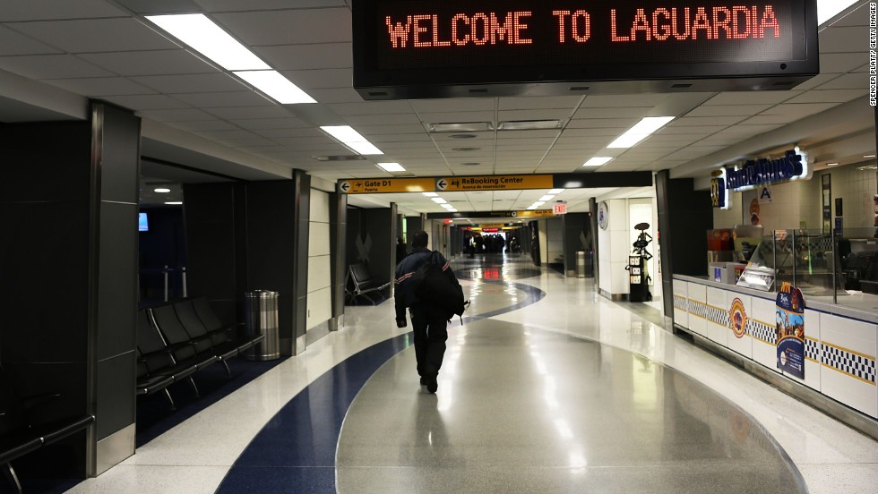 "Ah, LaGuardia, whipping post of travelers to New York, including Vice President Joe Biden, who opined in February that the airport ""feels like it's in some third world country."" Travel+Leisure called it the second worst airport in the U.S., reserving the ignominy of being best at being worst for Bill and Hillary Clinton National Airport in Little Rock, Arkansas."
