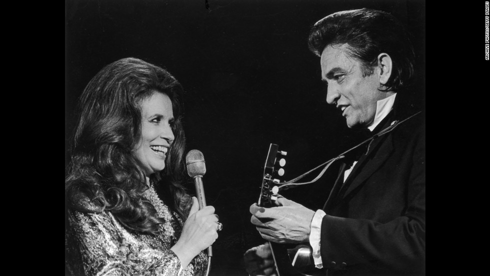 Country music is home to some of our favorite songs, and a few of our favorite celebrity couples. In anticipation of seeing some of them Sunday at the Academy of Country Music Awards, we're writing little love notes for the country couples we never could get enough of. To begin with, there's <strong>Johnny Cash </strong>and<strong> June Carter,</strong> who set the standard for a showbiz couple from the late 1960s until their deaths in 2003.