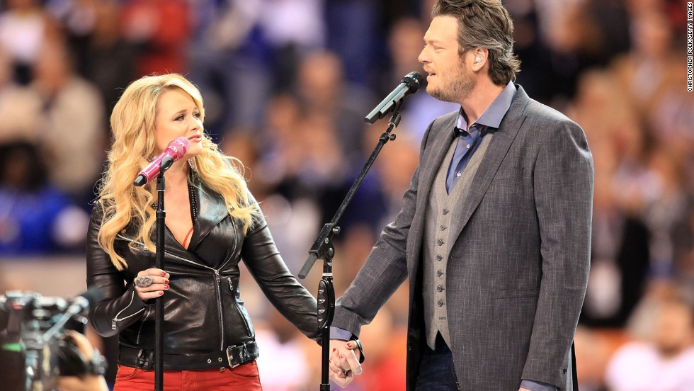 Once called the Beyonce and Jay Z of country music, singers Miranda Lambert and Blake Shelton have split. The couple confirmed July 20 that they were ending their marriage after four years. Both have since moved on to new relationships.
