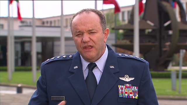NATO military chief's warning