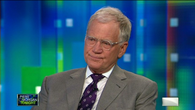 2012: Letterman on his start in showbiz