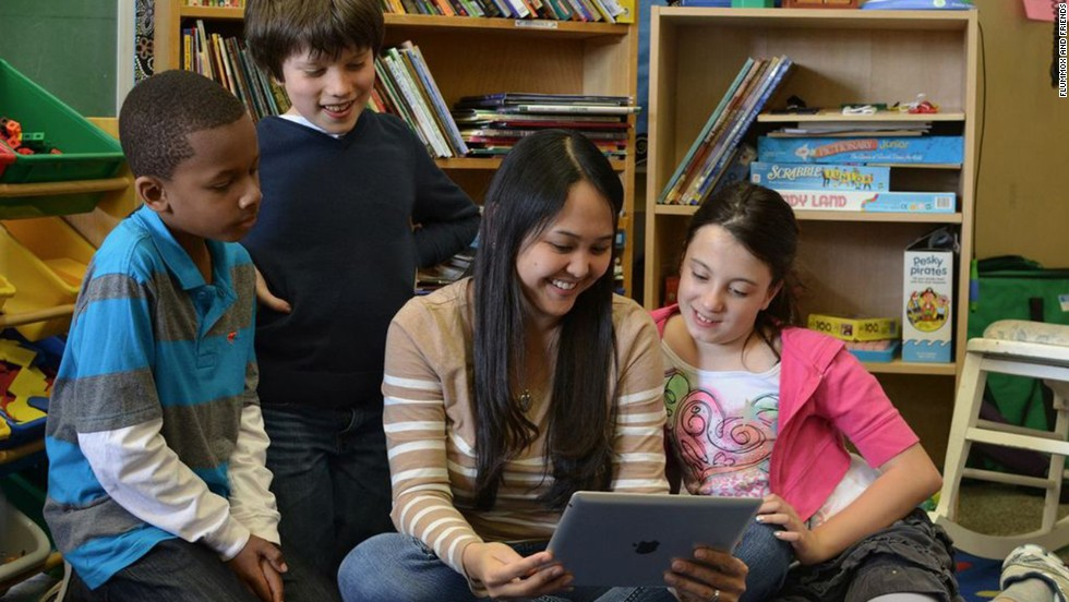 Using tablets to reach kids with autism