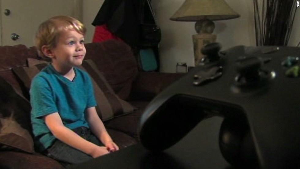 5-year-old boy hacks dad's Xbox account