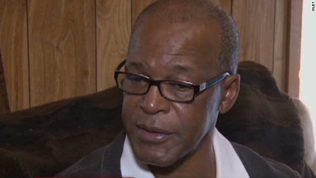 Dad: Man in front of my son was killed