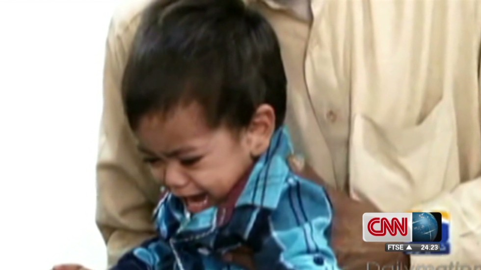 Pakistani family: 9-month-old booked on attempted murder charge