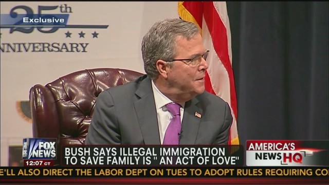 Inside Politics: Bush '16, Immigration