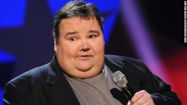 "John Pinette performed as part of ""CMT Presents Ron White's Comedy Salute to the Troops"" in February 2012."