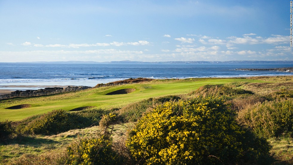 Royal Porthcawl hosted Tiger Woods when he played for the U.S. team in the 1995 Walker Cup and has been the venue for six Amateur championships, the most prestigious tournament in amateur golf.