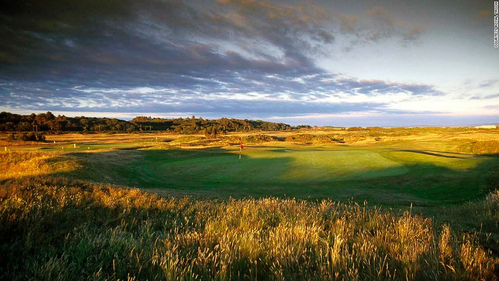 Royal Troon is another course with a great history of winners among its eight Open Championships, including Bobby Locke, Arnold Palmer, Tom Weiskopf and Tom Watson.