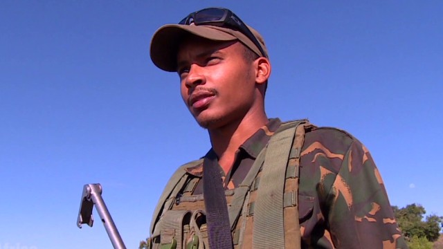 South Africa's anti-poaching patrols