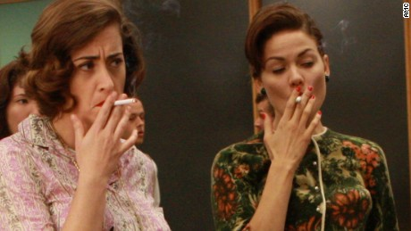 'Mad Men' got the smoking issue right after all